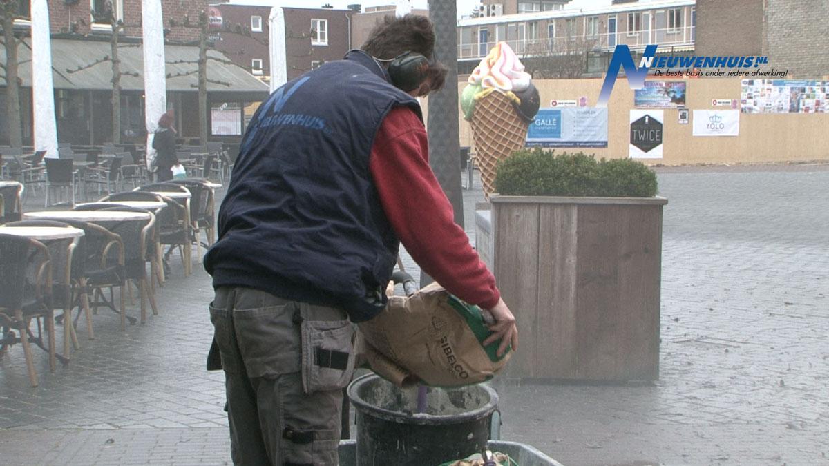 Industriële olivinezand reiniging door Nieuwenhuis